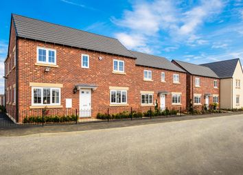 "Thumbnail 4 bed detached house for sale in ""Lincoln"" at Wheatley Close, Banbury"