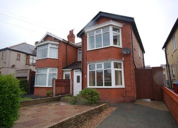 Thumbnail 3 bedroom semi-detached house for sale in Dudley Avenue, Blackpool