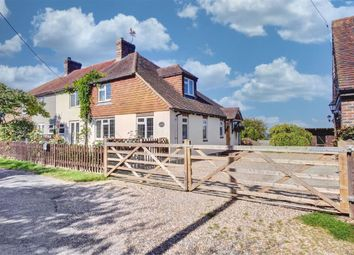 Thumbnail 3 bed semi-detached house for sale in Lower Dicker, Hailsham