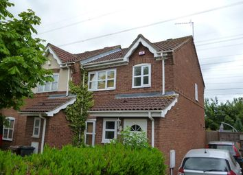 Thumbnail 3 bedroom semi-detached house to rent in Sovereign Road, Barking