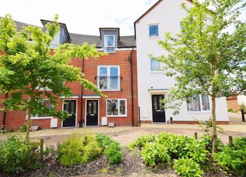 Thumbnail 4 bedroom mews house for sale in Comet Avenue, Newcastle-Under-Lyme