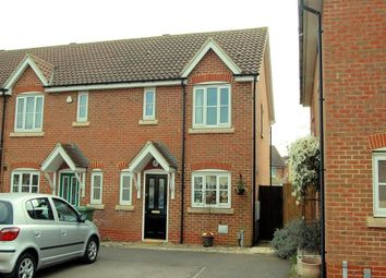Thumbnail 3 bedroom end terrace house to rent in Cressbrook Drive, Great Cambourne, Cambourne, Cambridge