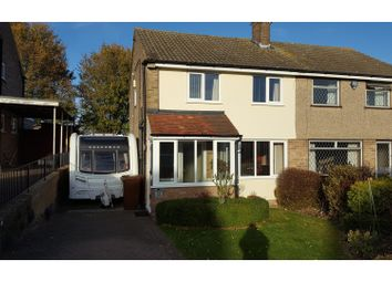 Thumbnail 3 bed semi-detached house for sale in Northbank Close, Strood