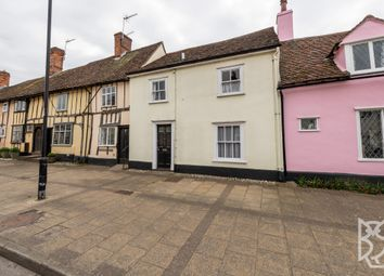 Thumbnail 3 bed terraced house for sale in Angel Street, Hadleigh, Suffolk