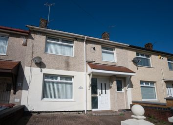 Thumbnail 3 bed terraced house for sale in Cleadon Close, Kirkby, Liverpool