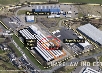 Thumbnail Industrial to let in Harelaw Industrial Estate, Stanley, Co. Durham