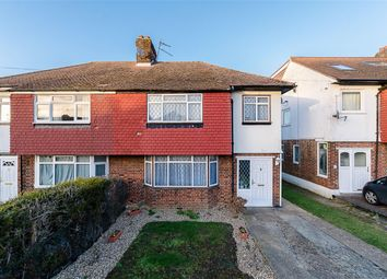 Thumbnail 3 bed semi-detached house for sale in Longlands Avenue, Coulsdon, Surrey
