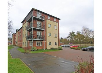 Thumbnail 2 bed flat for sale in Kings Court, Bridgnorth