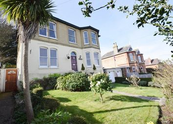 Thumbnail 5 bed detached house for sale in Ryde Road, Seaview