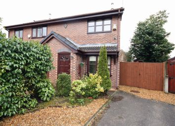 Thumbnail 2 bed semi-detached house for sale in The Orchard, White Moss Road, Skelmersdale