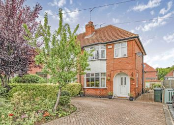 Thumbnail 3 bed semi-detached house for sale in Salcombe Crescent, Ruddington