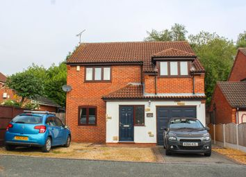Thumbnail Detached house for sale in Birchfield Park, Heanor