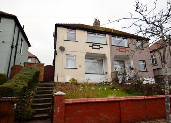 Thumbnail 3 bed semi-detached house for sale in Clevelands Avenue, Barrow-In-Furness, Cumbria