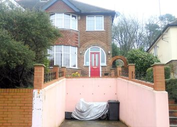 Thumbnail 3 bed semi-detached house for sale in Wardown Crescent, Luton