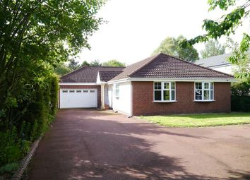 Thumbnail 4 bed detached bungalow for sale in Middle Drive, Ponteland, Newcastle Upon Tyne