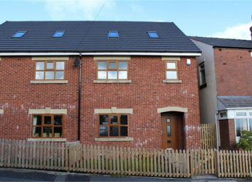 Thumbnail 4 bed semi-detached house for sale in Thornham Road, Shaw, Oldham, Lancashire