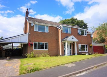 Thumbnail 5 bed detached house for sale in Oakfield Close, Horwich, Bolton
