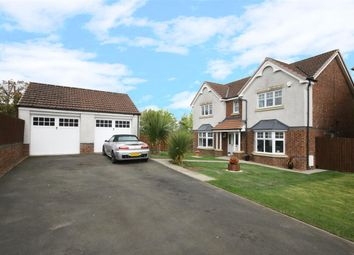 Thumbnail 4 bed detached house for sale in Wallace Brae Drive, Reddingmuirhead, Falkirk
