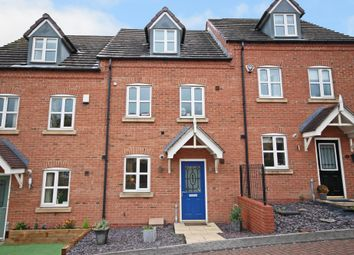 Thumbnail 3 bed town house for sale in Buttercup Lane, East Ardsley, Wakefield