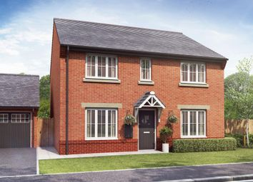 "Thumbnail 4 bedroom detached house for sale in ""Plot 201 - The Thornford"" at Hoyles Lane, Cottam, Preston"