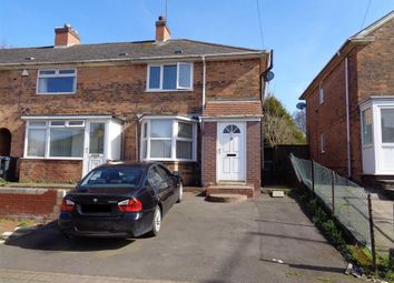 3 bed end terrace house for sale in Richmond Road, Stechford, Birmingham B33