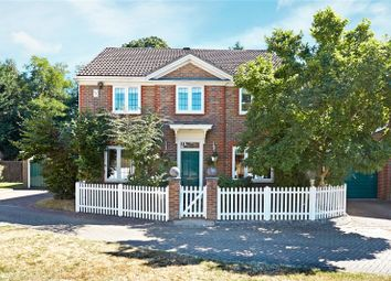 Thumbnail 4 bed detached house for sale in Rowan Green, Weybridge, Surrey