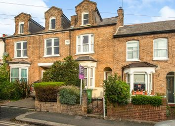 Thumbnail 3 bed terraced house for sale in Maynard Road, London