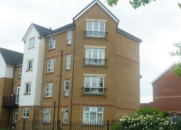 Thumbnail 2 bedroom flat for sale in Greenhaven Drive, Thamesmead, London