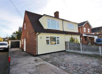 Thumbnail 3 bed property for sale in Waverley Road, Benfleet