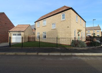 Thumbnail 3 bed detached house for sale in Culpepper Way, Stamford, Stamford