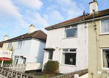 Thumbnail 3 bed semi-detached house for sale in Wolseley Road, Plymouth