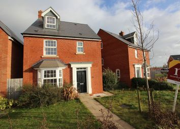 Thumbnail 4 bedroom detached house to rent in Hawkins Road, Exeter