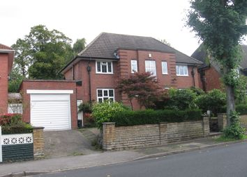 Thumbnail 4 bed detached house for sale in Brecon Road, Handsworth, Birmingham