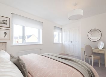 Thumbnail 3 bed detached house for sale in Temple Road, Northstowe, Cambridge - Cambridgeshire