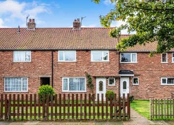 Thumbnail 3 bed terraced house for sale in Overdale, Eastfield, Scarborough