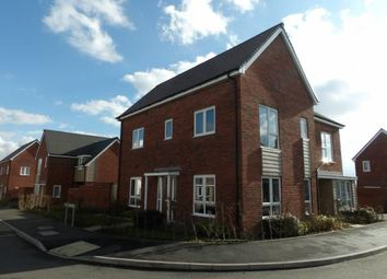 Thumbnail 3 bed semi-detached house for sale in Buckthorn Road, Coalville