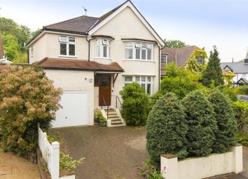 Thumbnail 4 bed detached house for sale in Hillside, New Barnet