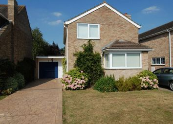 Thumbnail 3 bed detached house for sale in Mead Way, Kidlington