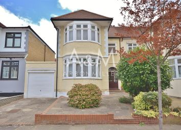 3 bed semi-detached house for sale in Canterbury Avenue, Cranbrook, Ilford IG1