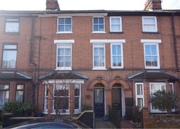 Thumbnail 4 bed terraced house for sale in Withipoll Street, Ipswich