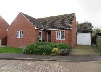 Thumbnail 2 bed detached bungalow for sale in Darnet Road, Tollesbury, Maldon
