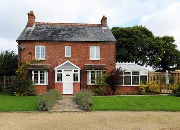 Thumbnail 5 bed detached house for sale in Ingoldfield Lane, Newtown, Fareham