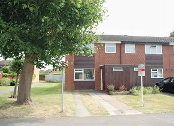Thumbnail 3 bed end terrace house for sale in St. Faiths Road, Alcester
