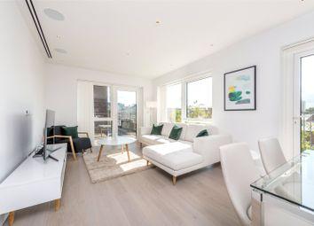 Thumbnail 1 bed flat to rent in Lockside House, 3 Thurstan Street, Chelsea Creek, London