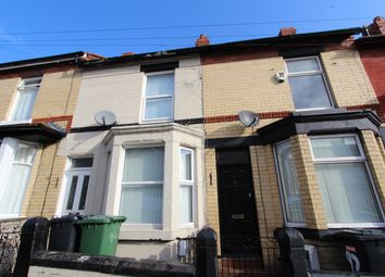 Thumbnail 2 bed terraced house to rent in Briardale Road, Birkenhead