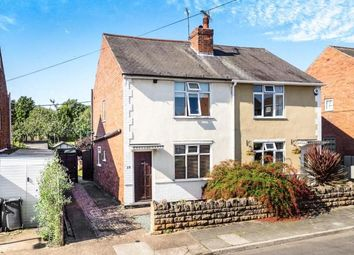 Thumbnail 2 bedroom semi-detached house for sale in Holmfield Road, Beeston, Nottingham