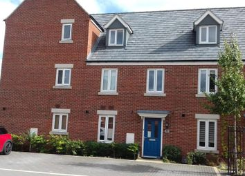 Thumbnail 3 bed town house for sale in Ascot Way, Kingsmere Development, Bicester