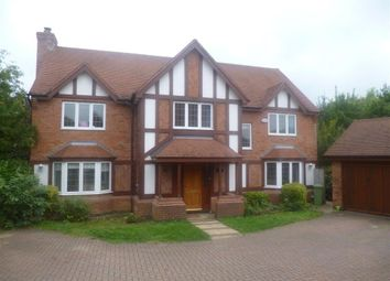 Thumbnail 5 bedroom detached house to rent in Holy Thorn Lane, Shenley Church End, Milton Keynes