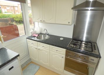 Thumbnail 2 bed flat to rent in Eastbourne Avenue, Walkerdene, Newcastle Upon Tyne