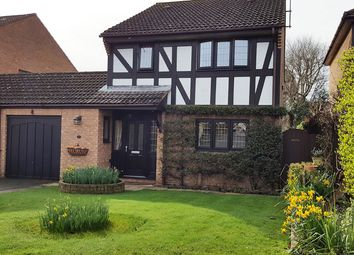 Thumbnail 4 bed detached house for sale in Glendale, Locks Heath